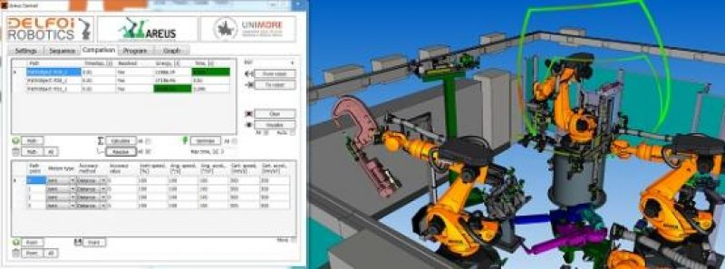 A SOFTWARE FOR ROBOT ENERGY SAVINGS